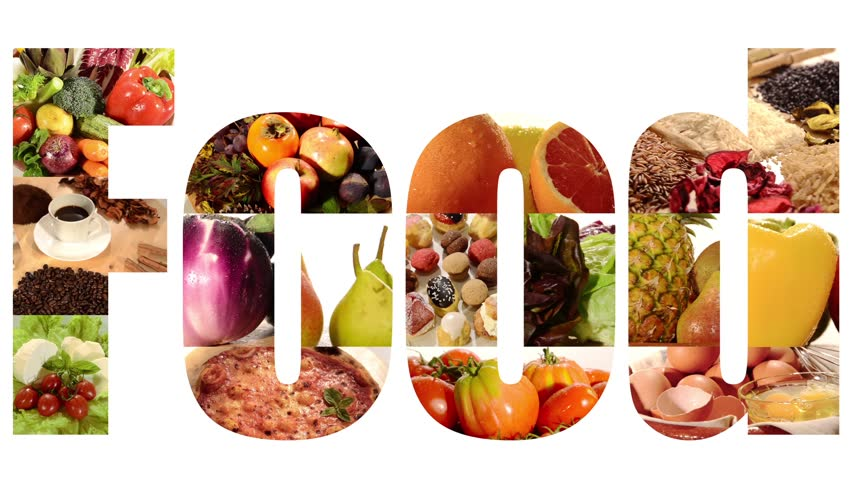Food collage  | Shutterstock HD Video #4737449