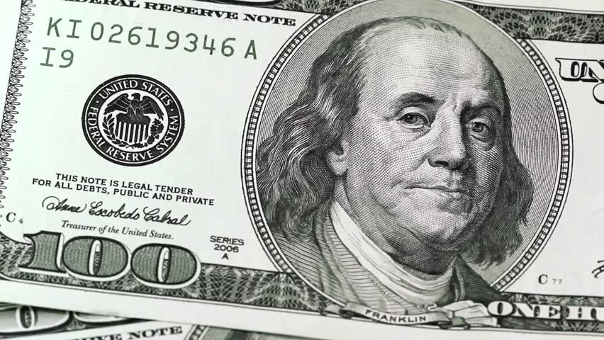 One hundred dollars | Shutterstock HD Video #4754669