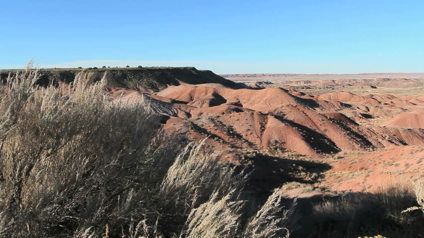 Header of Painted Desert