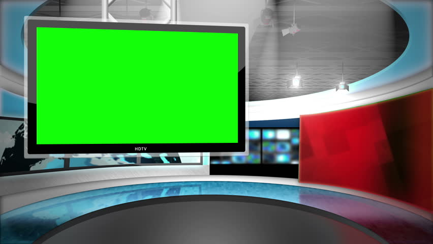 Tv studio background stock footage video shutterstock for The living room channel 10 studio audience