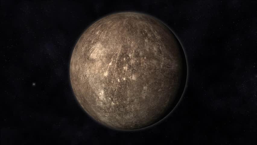 Header of mercury