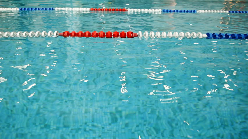swimming pool lanes background