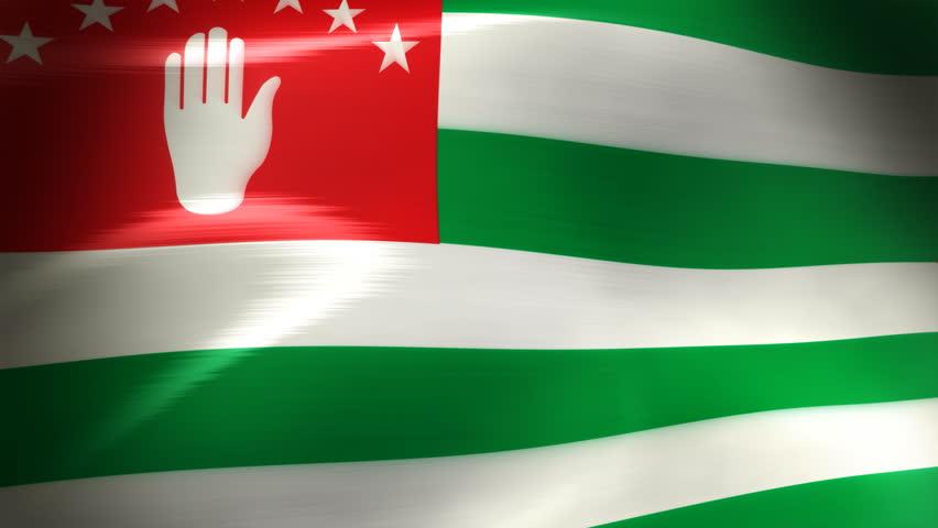 Флаг абхазии картинка