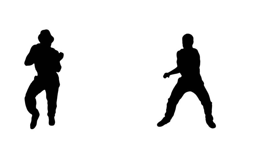 High definition cgi motion backgrounds ideal for editing led two male hip hop dancing silhouettes with alpha matte more options in my portfolio voltagebd Image collections