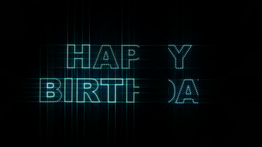 Set of 10 Happy Birthday Stock Footage Video (100% Royalty-free) 4980329 |  Shutterstock