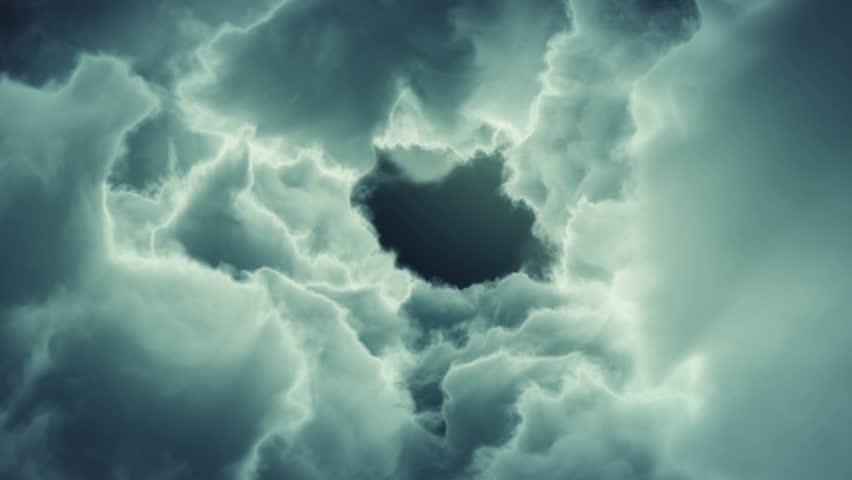 Stormy Clouds Loop