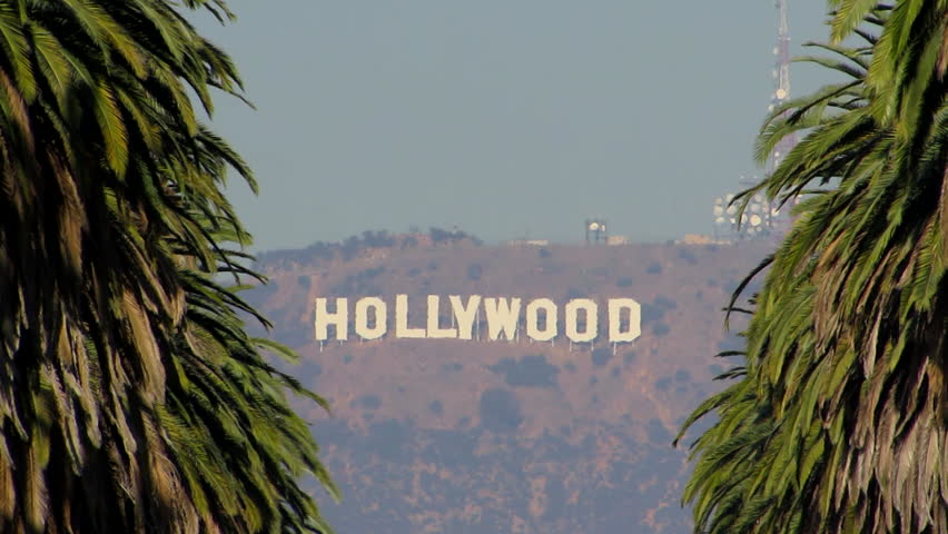 HOLLYWOOD CALIFORNIA December 14 The SIGN In Hollywood Hills Is
