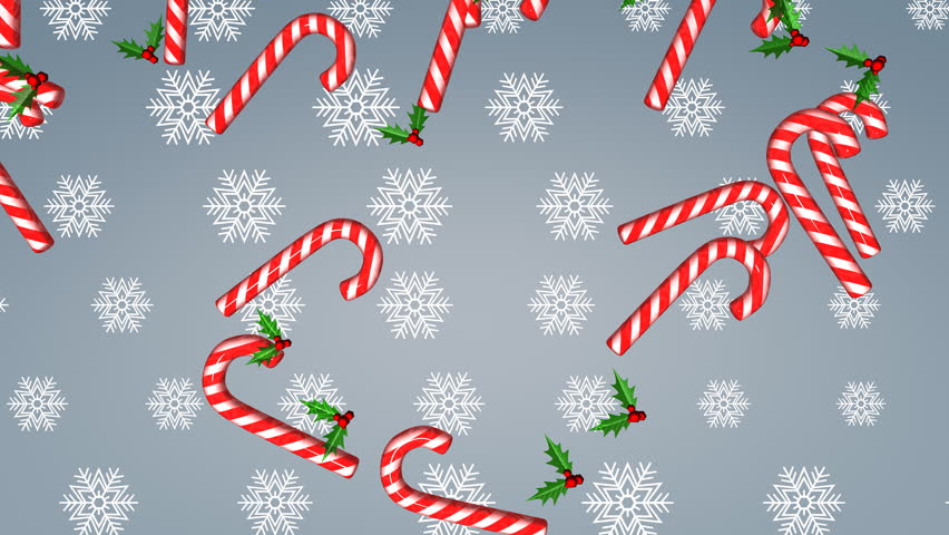 Xmas background animation. | Shutterstock HD Video #5285999