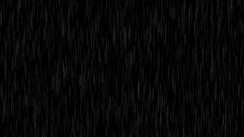 Seamless rain fall | Shutterstock HD Video #5353457