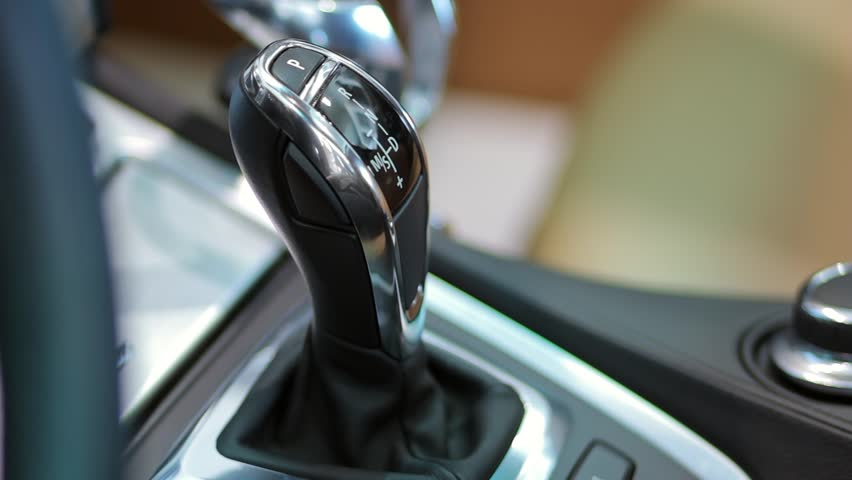 Shifting Gears in a Car Stock Footage Video (100% Royalty-free) 5421329 |  Shutterstock