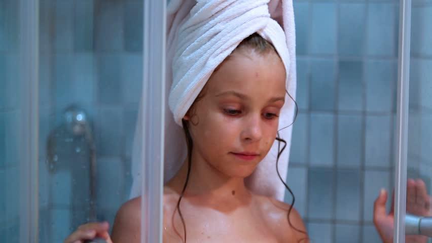 hot naked girls under shower