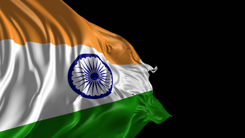 Flag Of India Beautifu...