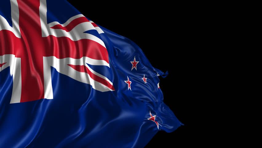 Flag of New ZealandBea...