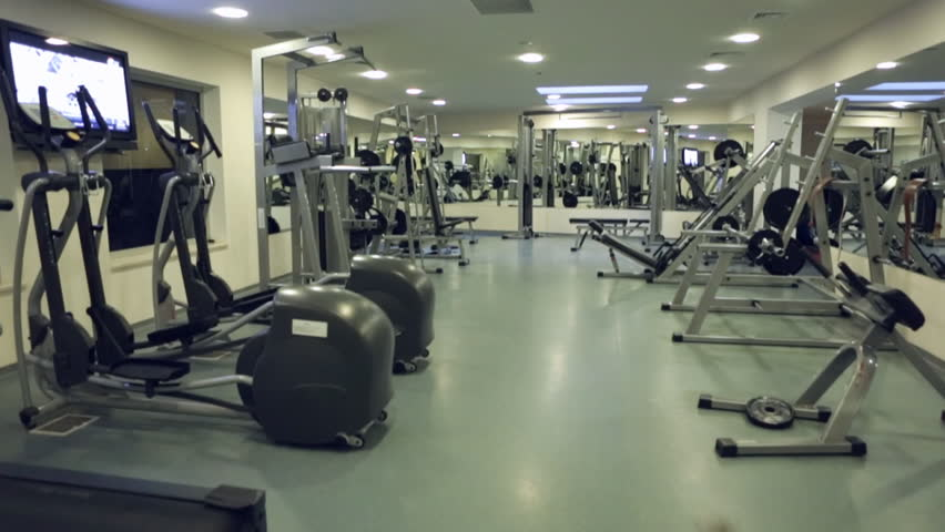 Gym Workout Stock Footage Video | Shutterstock