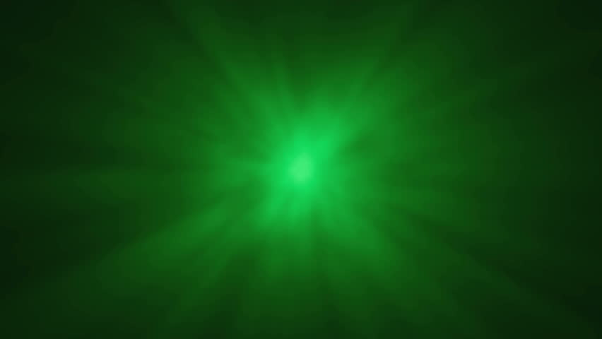 Green abstract background with glowing sphere and lighter aura. Other color treatments available. #5599889
