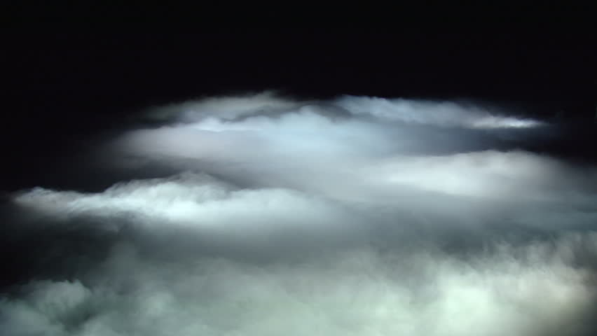 Real cloud of fog shot on a black background. Almost a minute long. | Shutterstock HD Video #559999