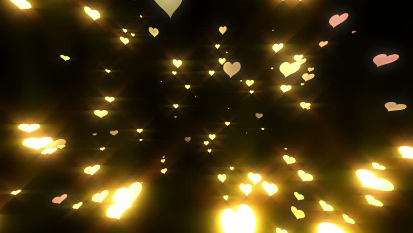 Sparkle Heart Particles  Stock Footage Video (100% Royalty-free) 5609369 |  Shutterstock