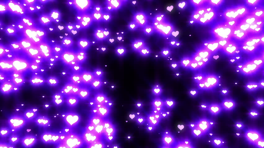 Sparkle Heart Particles. | Shutterstock HD Video #5609372