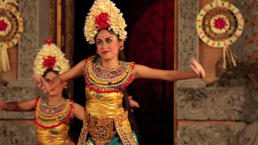 Ubud Bali Indonesia Feb Stock Footage Video 100 Royalty Free