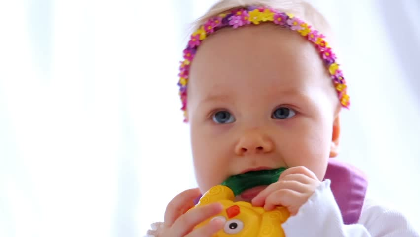 Header of teether