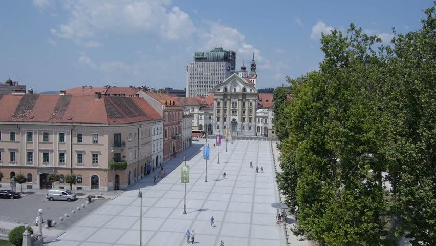 Header of Ljubljana