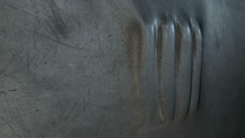 Dented Metal Stock Footage Video | Shutterstock