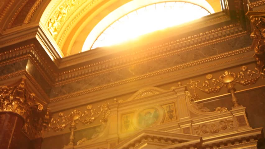 Sun window church Budapest Canon mark II