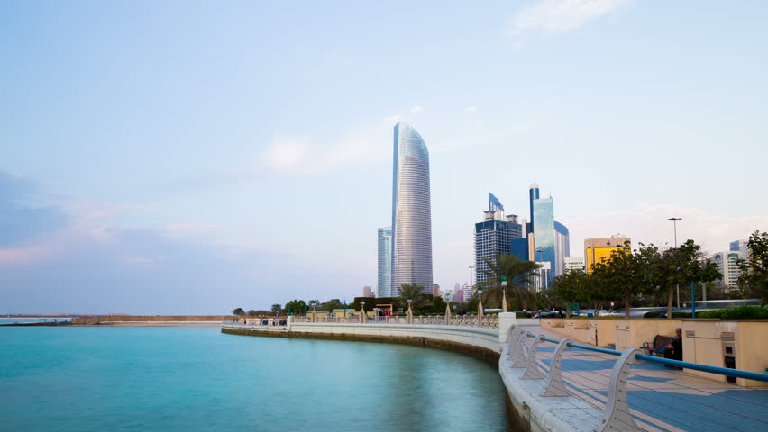 Abu Dhabi Sunny Weather Bay Stock Footage Video (100% Royalty-free) 6102929  | Shutterstock