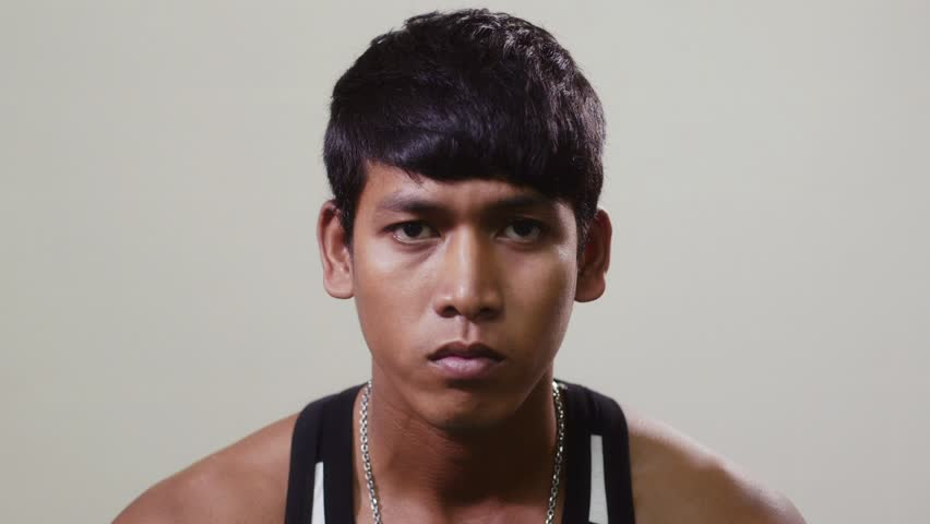 Odels Asian boy