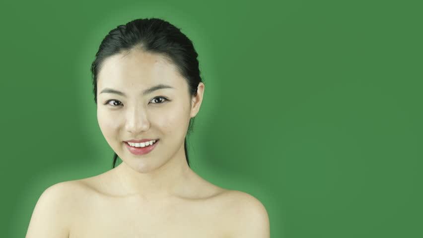 naked masturbating Young asian women