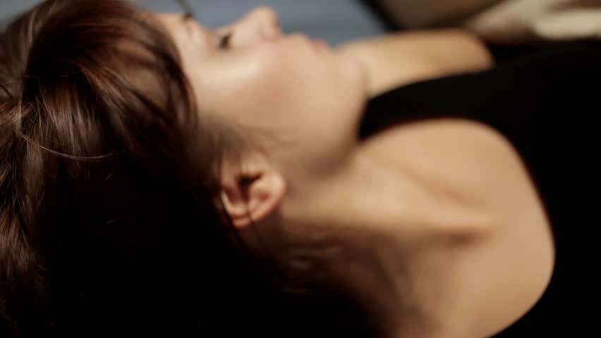 Секс с петлей на шее видео