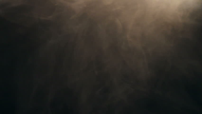 Smoke On A Black Background Stock Footage Video 100 Royalty Free
