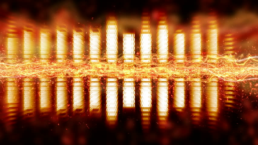 loopable background equalizer