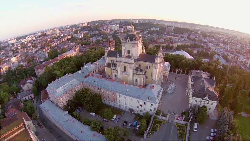 Lviv St George Church