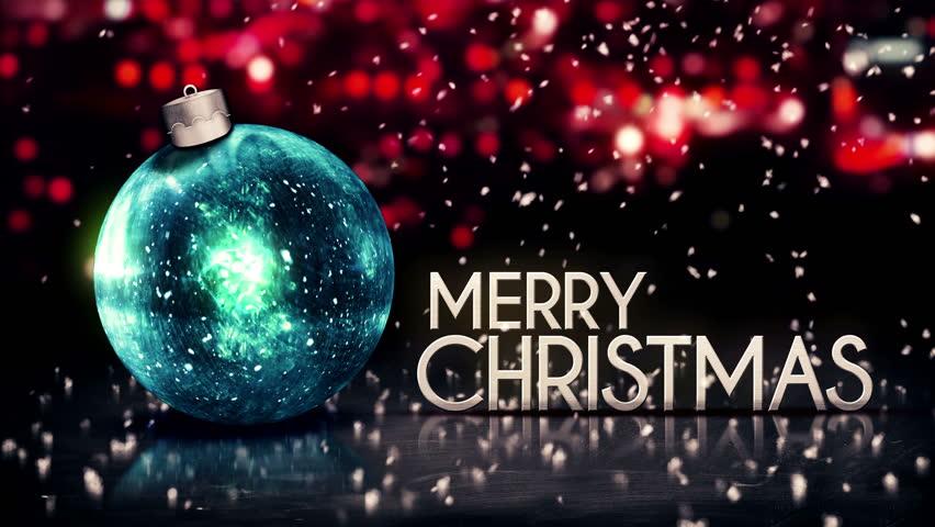 blurry christmas lights merry - photo #48
