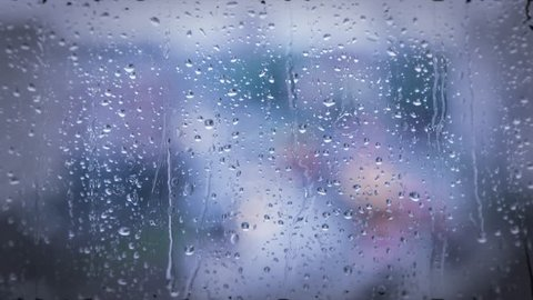 Rainy days,Rain drops on window,rainy weather,rain background,rain and bokeh 4k