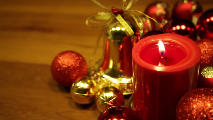 red christmas candle flicker stock footage video 100 royalty free 7105099 shutterstock