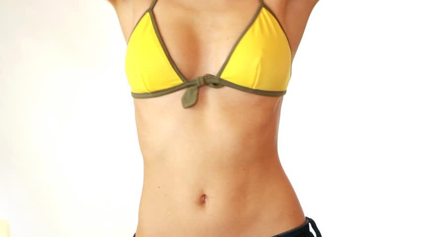Bikini clip contest
