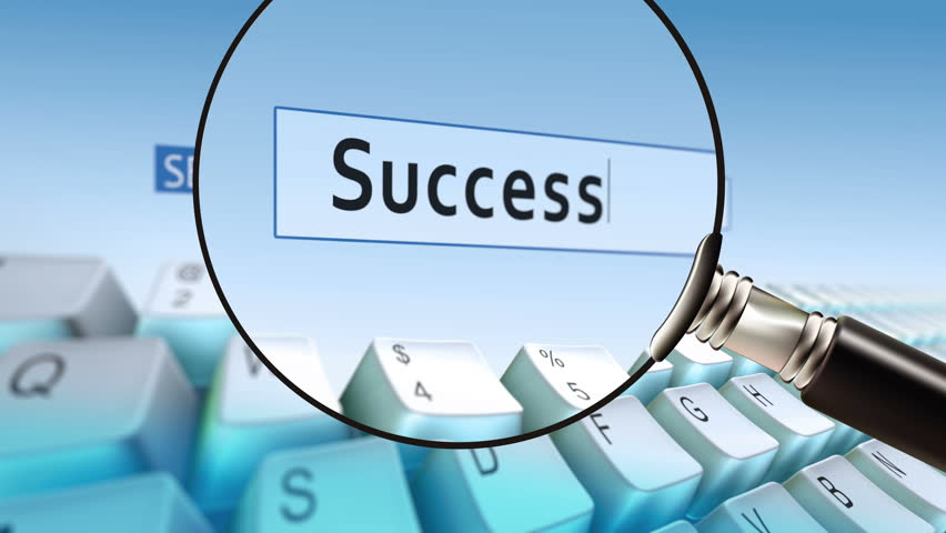 Search for Success | Shutterstock HD Video #7269499