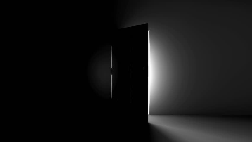 Open the door | Shutterstock Video #733219 & Mysterious Door to Heaven | New Opportunity - Shutterstock #3651884 ...