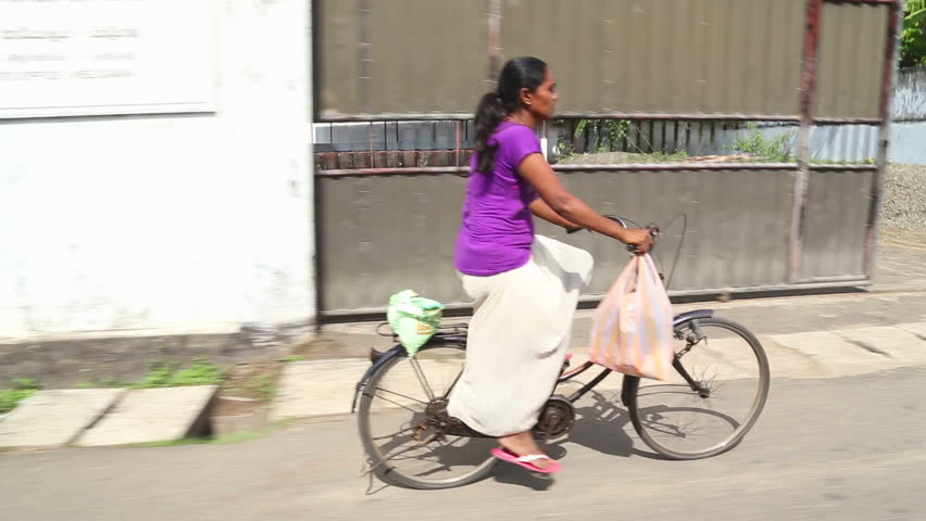 cycling as a means of transport