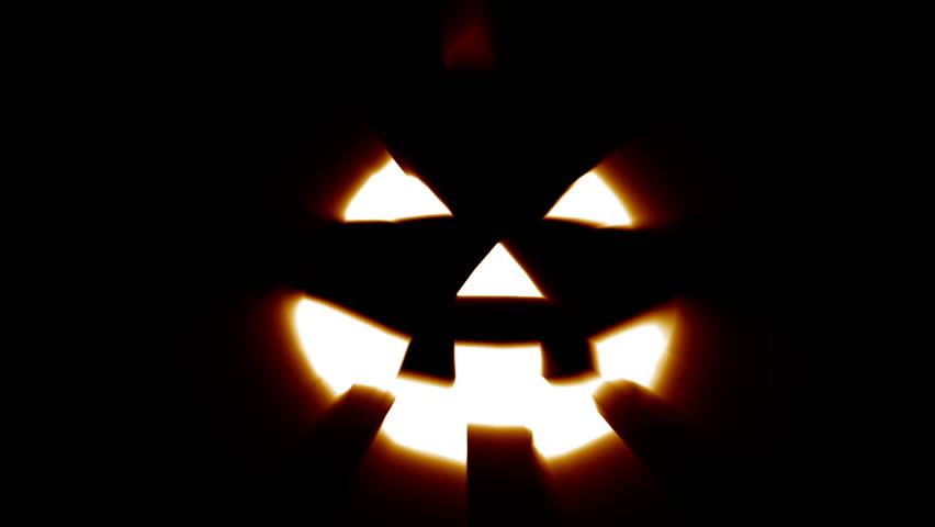 Halloween Pumpkin  | Shutterstock HD Video #7498039