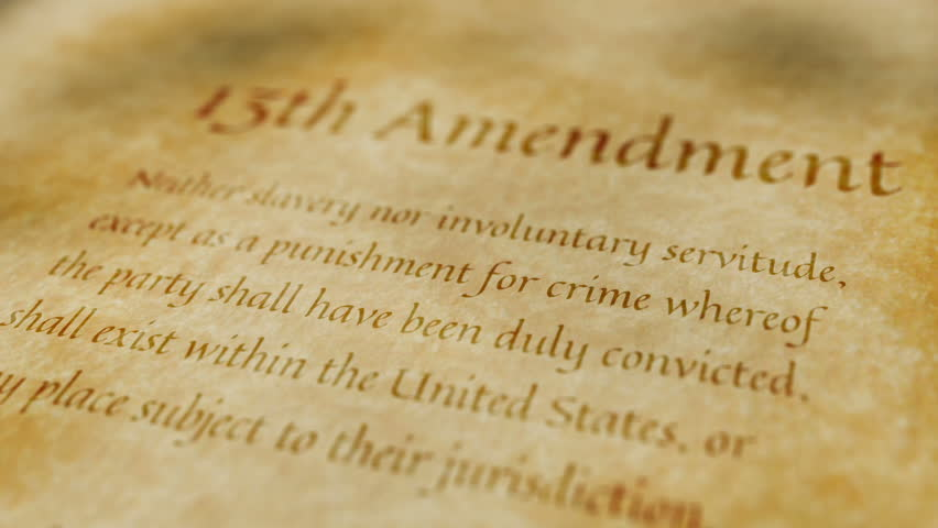 Image result for the 15th amendment