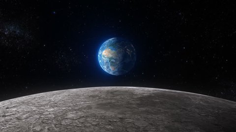 Beautiful travel from The Moon to Earth ending on London. This video ends on a white frame. Elements of the video furnished by NASA. MORE OPTIONS IN MY PORTFOLIO.