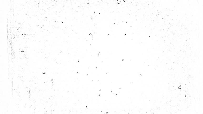 White 8 mm Film Damage. HD, loop.