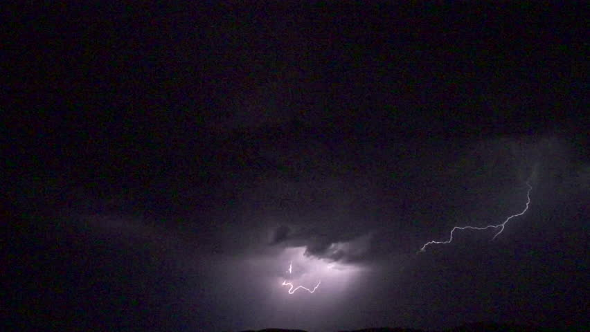 True 240fps slow motion lightning good | Shutterstock HD Video #7754959
