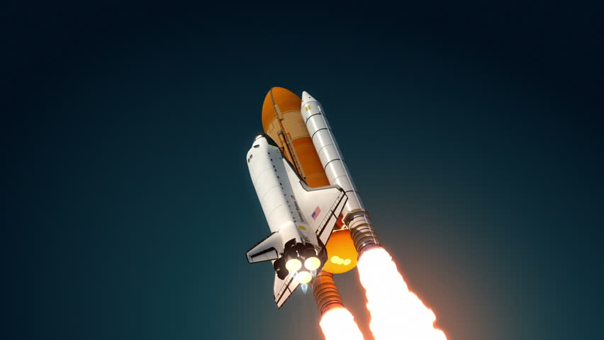 space shuttle columbia animation - photo #2