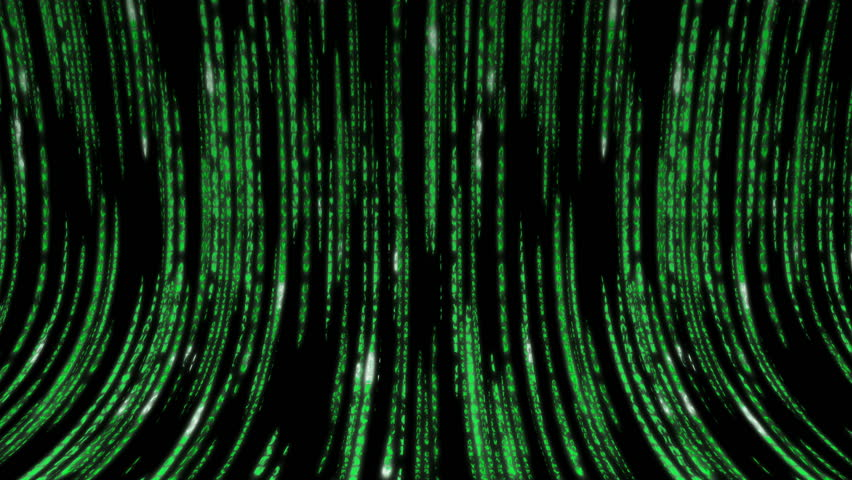 Matrix Code 3d 4k Video De Stock Totalmente Libre De Regalías 8190109 Shutterstock