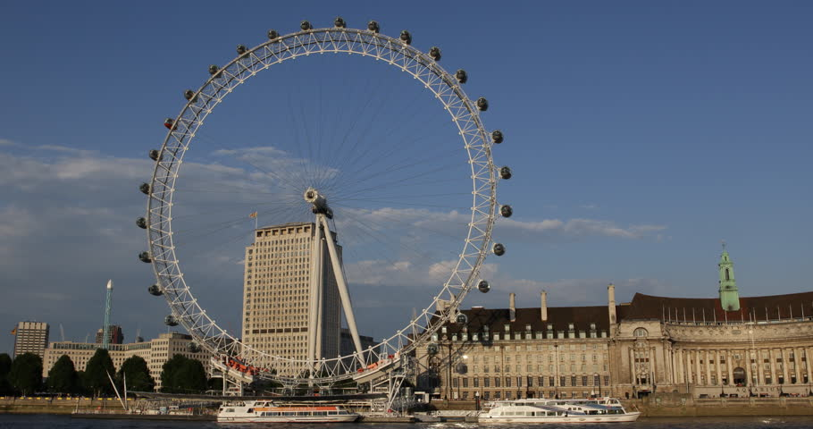 London, England - August 15, Stock Footage Video (100%