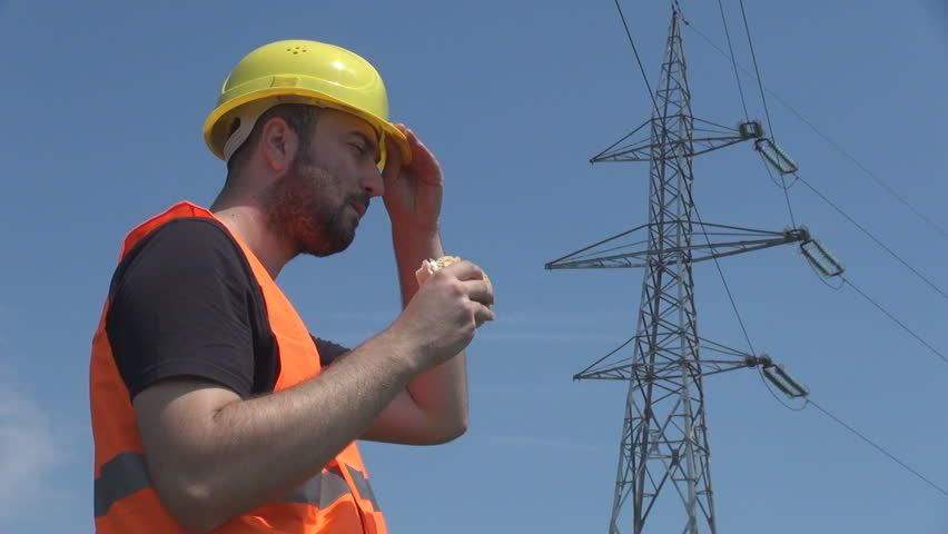 high voltage electrician